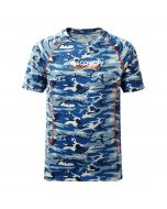 Discovery Adventures Short-Sleeved T-Shirt Deep Blue Combo