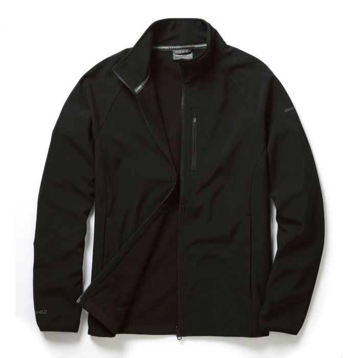 Expert Softshell Jacket Black