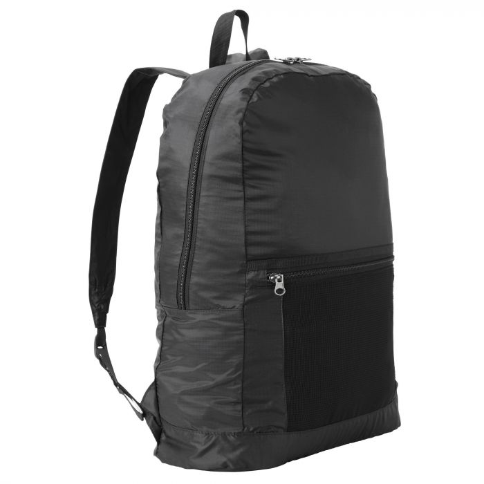 ProLite 3 in 1 Packaway Rucksack Black
