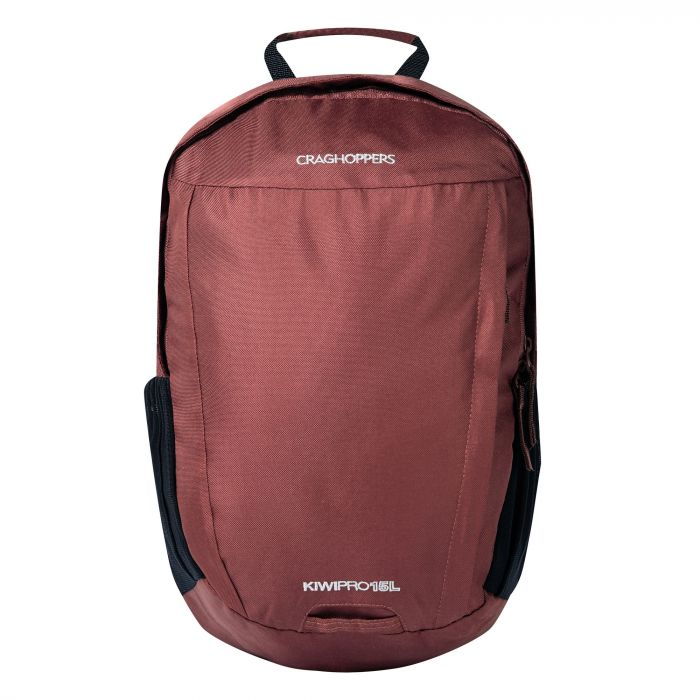 15 Litre Kiwi Pro Rucksack Red Earth