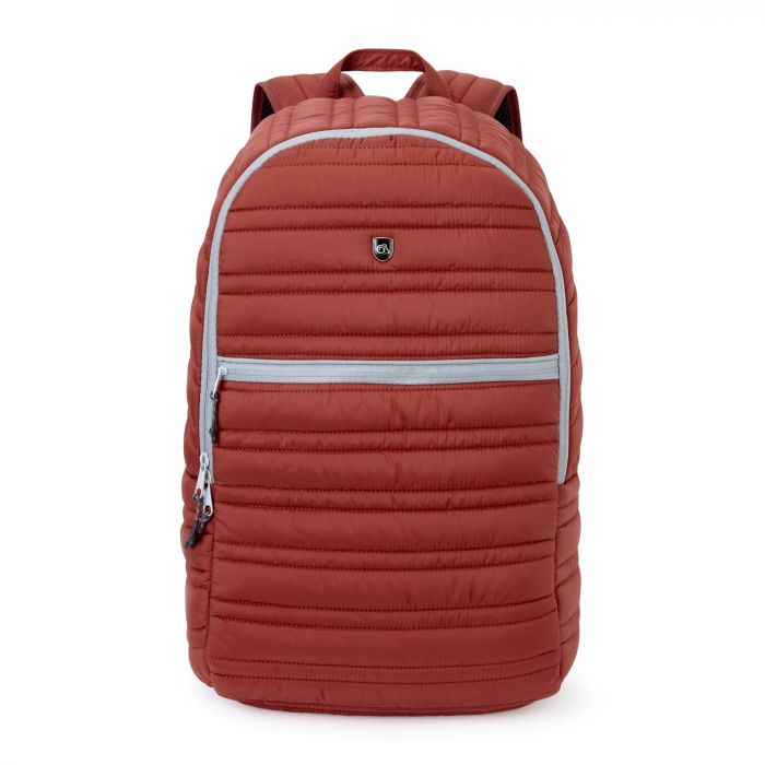7 Litre CompressLite Backpack Red Earth