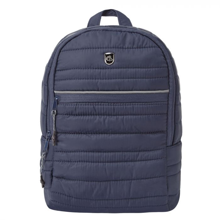 7 Litre CompressLite Backpack Blue Navy