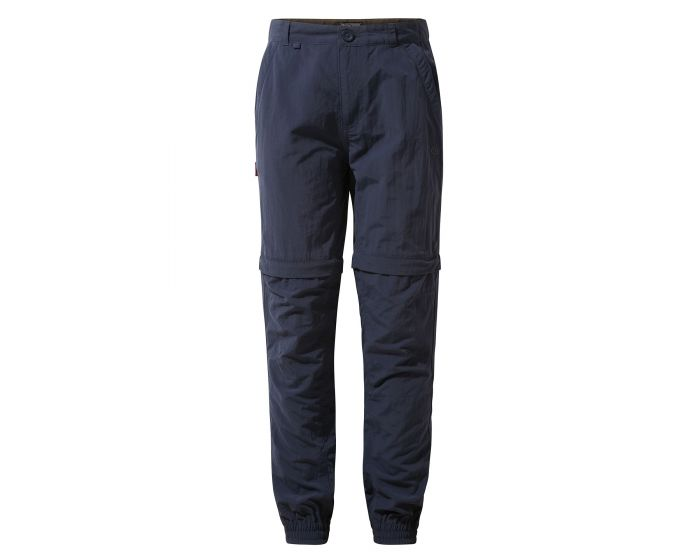 Nosilife Terrigal Convertible Trousers - Blue Navy