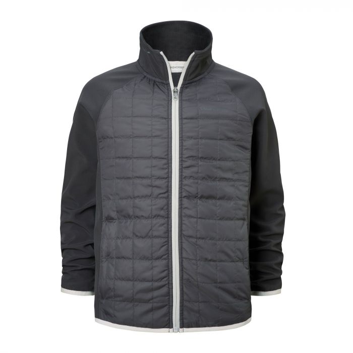 Boone Hybrid Jacket Black Pepper