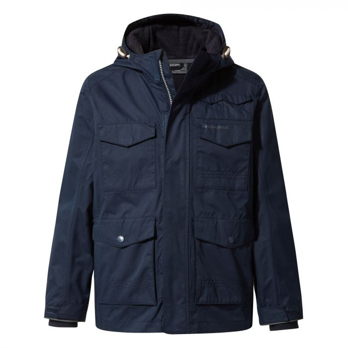 Greer 3in1 Jacket - Blue Navy
