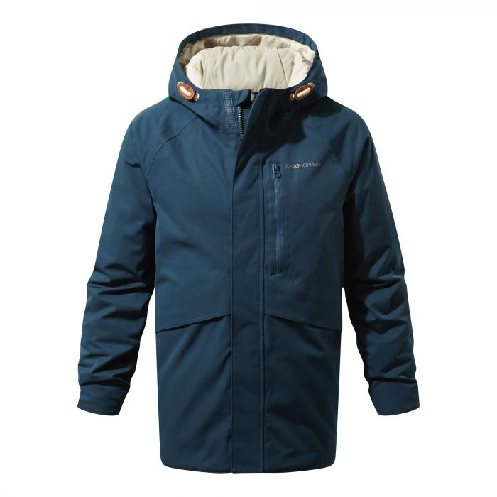 Blake Jacket - Loch Blue