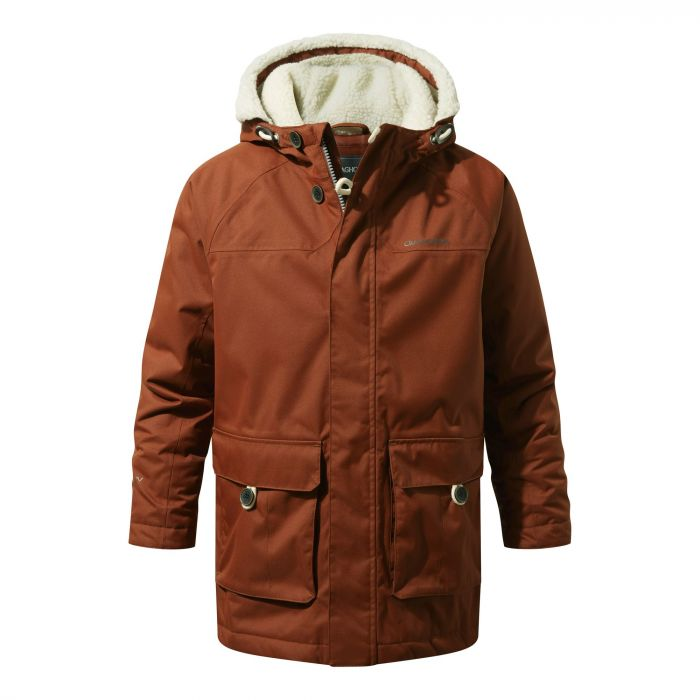 Pherson Jacket - Burnt Umber