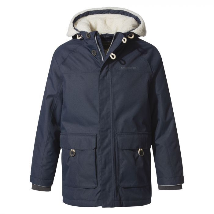 Pherson Jacket - Blue Navy