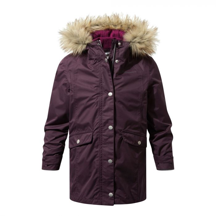 Florrie 3in1 Jacket - Thistle