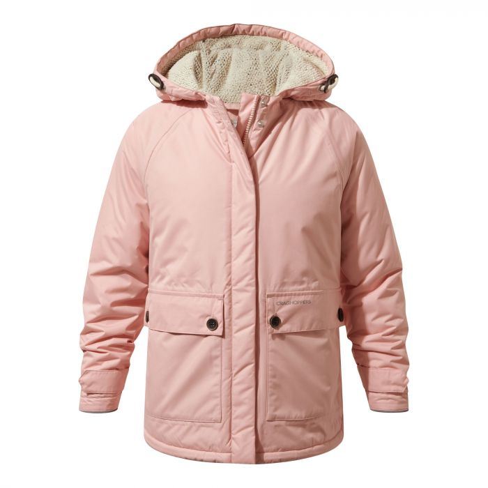 0e8291989 Cairney Jacket - Blossom Pink