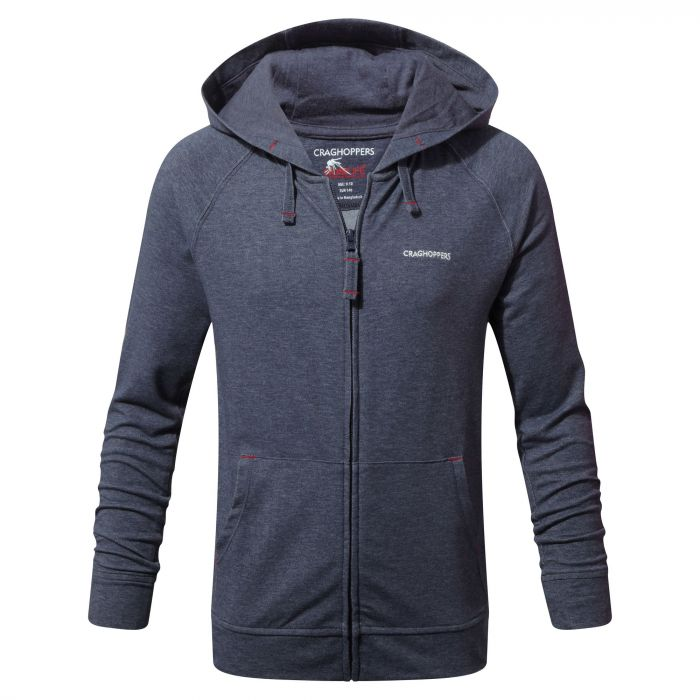 NosiLife Ryley Hoody Soft Navy Marl