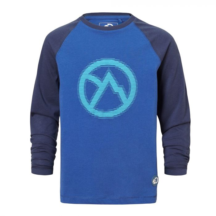 Discovery Adventures Long-Sleeved T-Shirt  Deep Blue