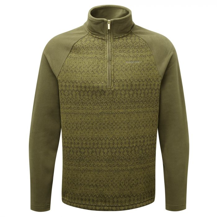 Elliston Jumper Dark Moss