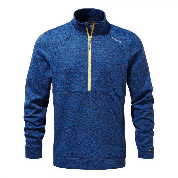 Vector Half-Zip Deep Blue