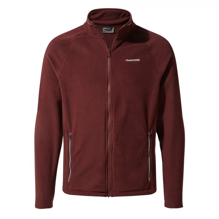 Selby Interactive Jacket - Dark Wine