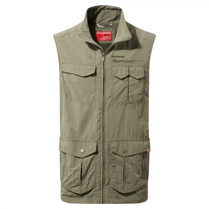 NosiLife Adventure Gilet Pebble