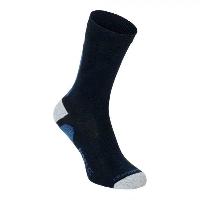 NosiLife Adventure Socken Dark Navy / Soft Denim