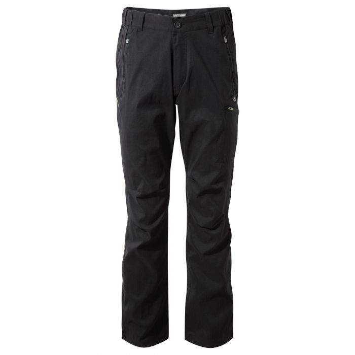 Kiwi Pro Winter-Lined Pants Black