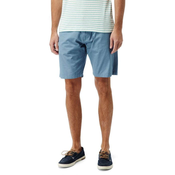 Mathis Short Smoke blue