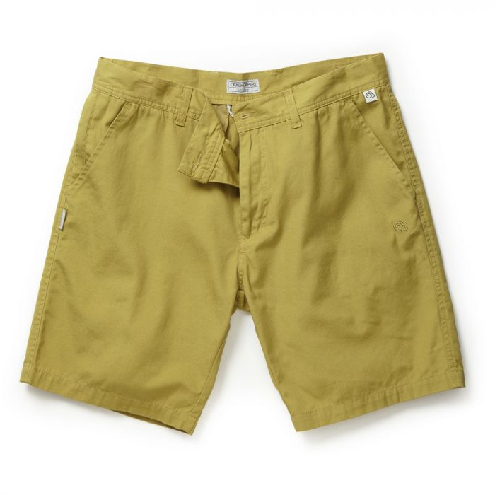 Mathis Short Light Olive