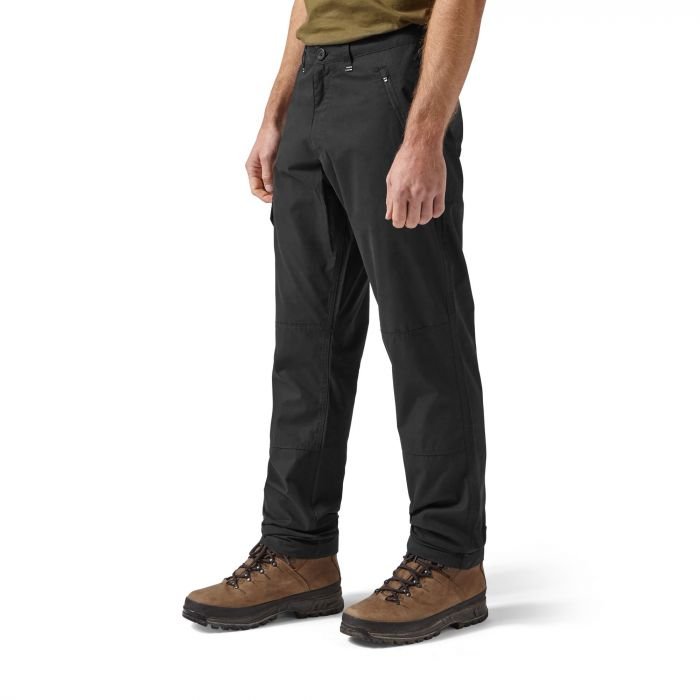 Traverse Trousers Black