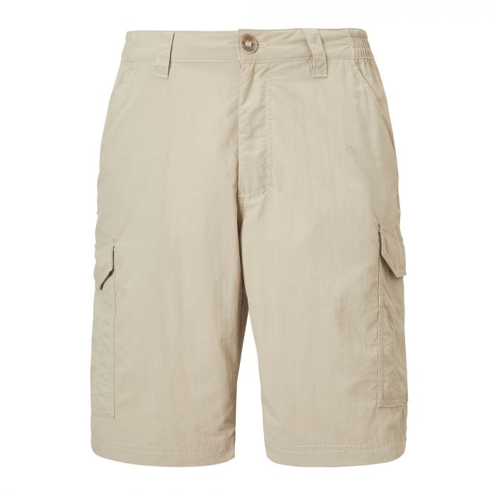 Insect Shield Cargo Shorts - Desert Sand