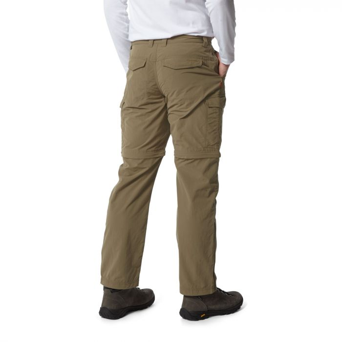 10be7acfa52f NosiLife Convertible II Trousers - Pebble