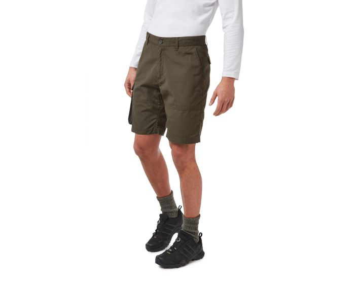 Craghoppers Mens Kiwi Ripstop Quick Drying Walking Shorts CMJ522