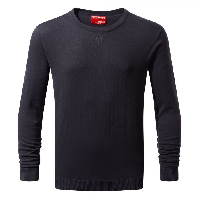 NosiLife Berkley Crew-Neck Dark Navy