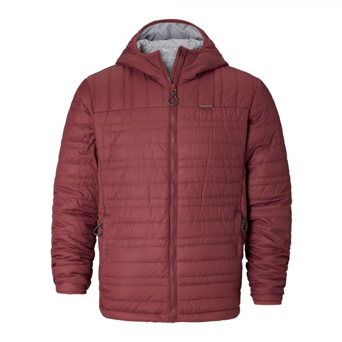 CompressLite Jacke II Red Earth