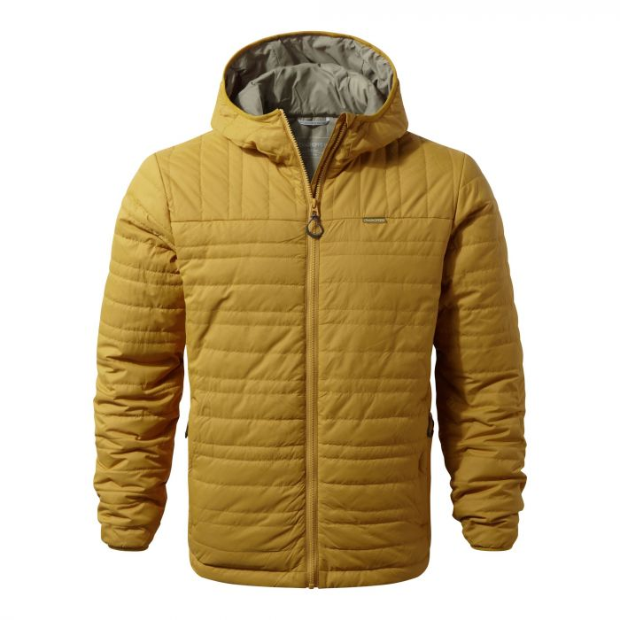 CompressLite Jacke II Soft Gold