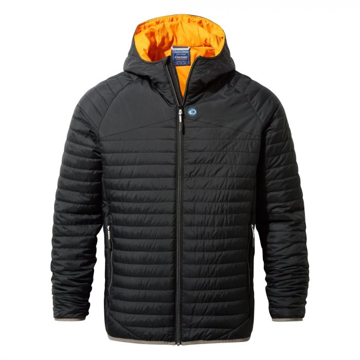 Discovery Adventures Climaplus Jacke Black