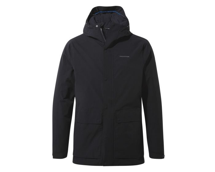 Craghoppers Mens Lorton Thermic 3 In 1 Waterproof Jacket