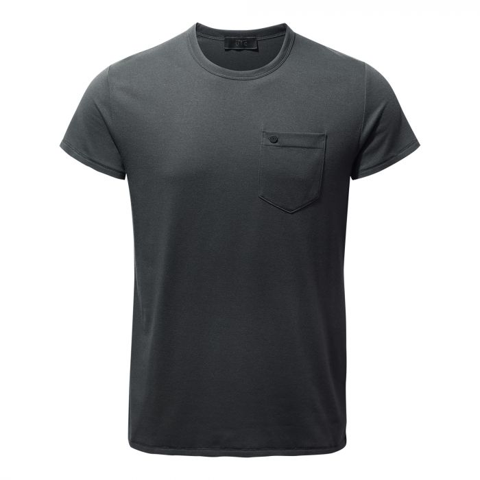 NosiLife Adley Short-Sleeved Tee Charcoal