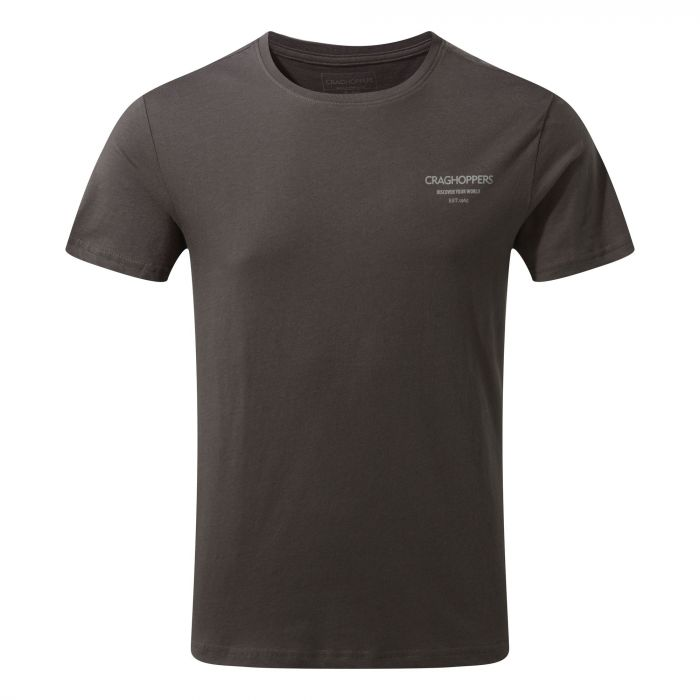 Railton T-Shirt Black Pepper