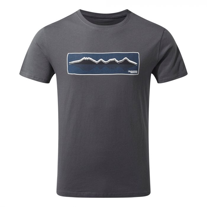 Railton T-Shirt Ombre Blue