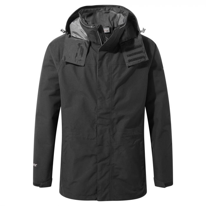 Expert Mens Kiwi GORE-TEX Jacket Black