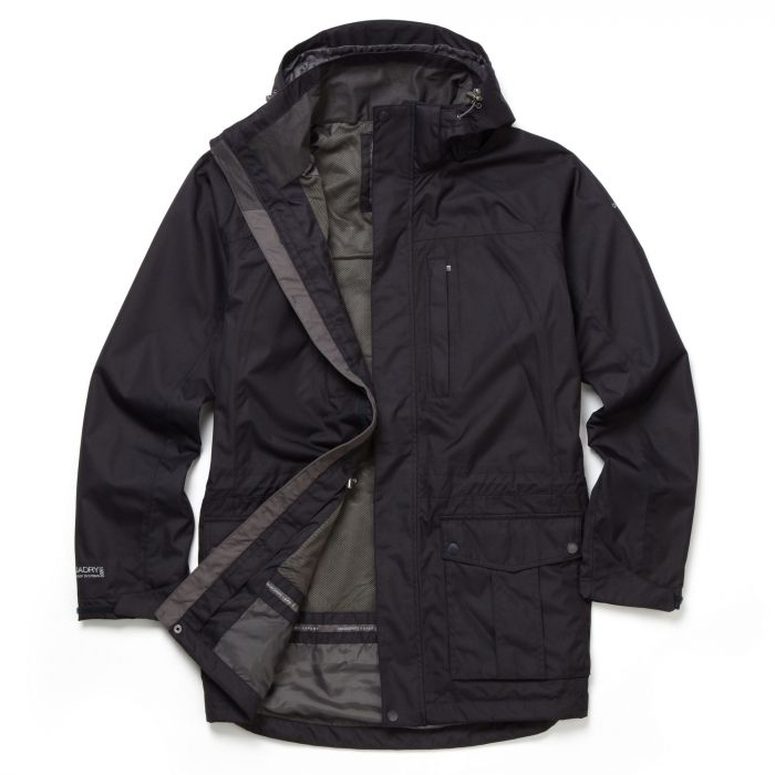 Expert Kiwi Long Jacket Dark Navy