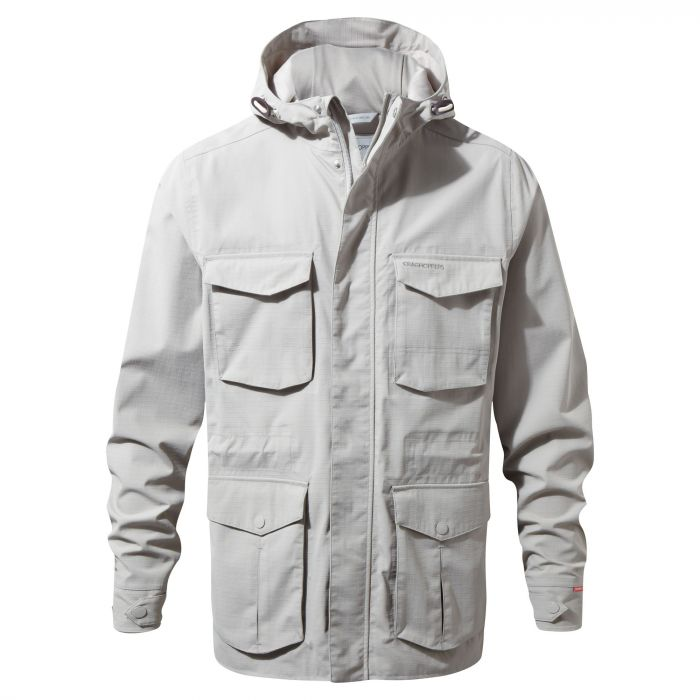 NosiLife Forester Jacke Parchment