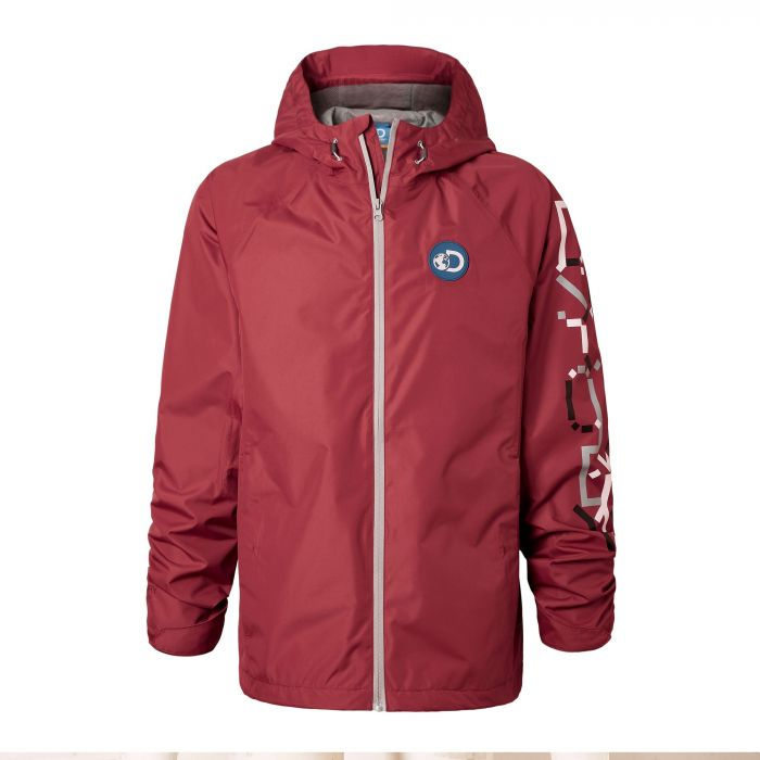 Discovery Adventures Jacke Carmine Red