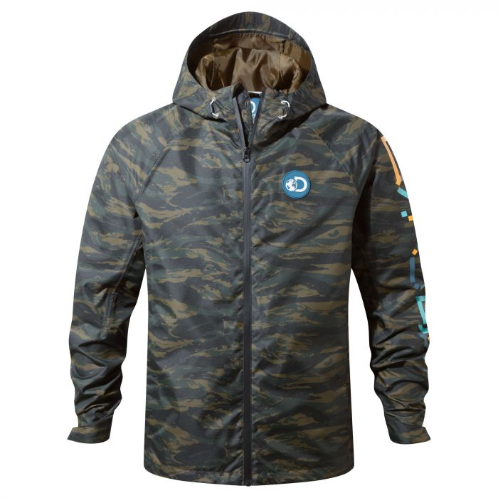 f71326a7dfff2 Discovery Adventures Jacket Dark Moss Camo | Craghoppers