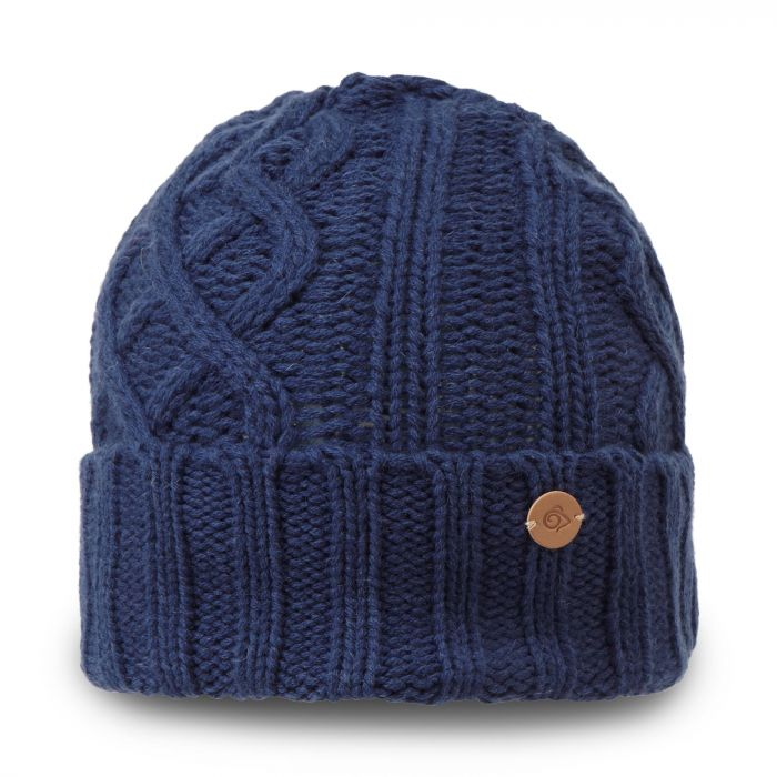 Unisex Dolan Knit Hat - Night Blue