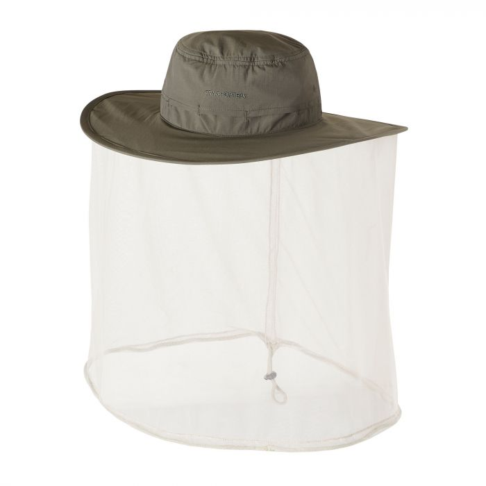 Insect Shield Ultimate Hat Dark Khaki