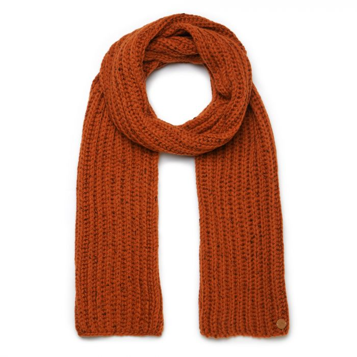 Brice Scarf - Burnt Whisky