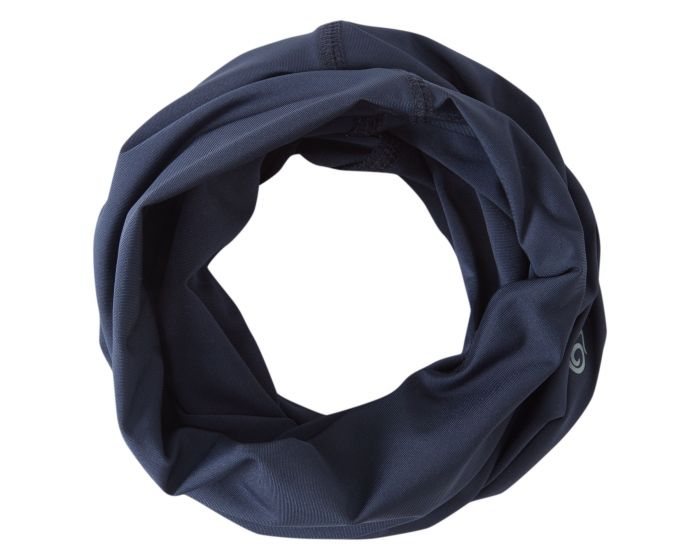 Clothing Accessories Craghoppers HEIQ Viroblock Neck & Face Scarf - Blue Navy Marl