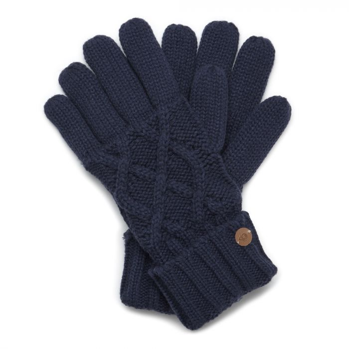 Unisex Dolan Gloves - Night Blue