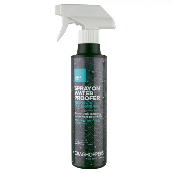 Spray-On WaterProofer