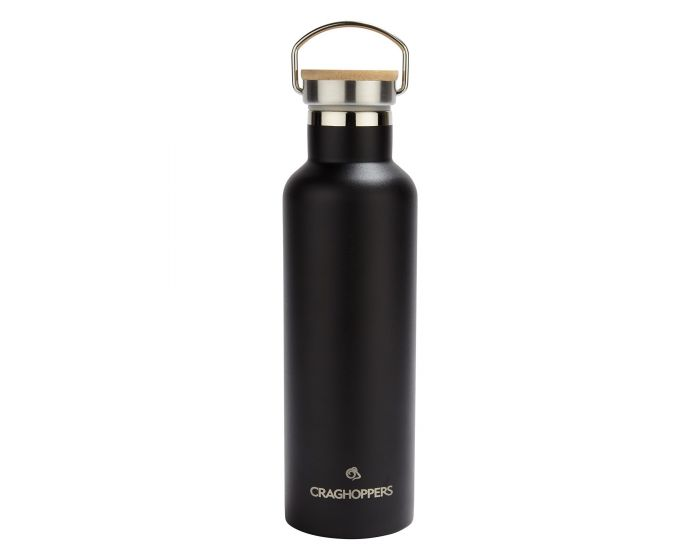 Clothing Accessories Insulated Water Bottle - Black