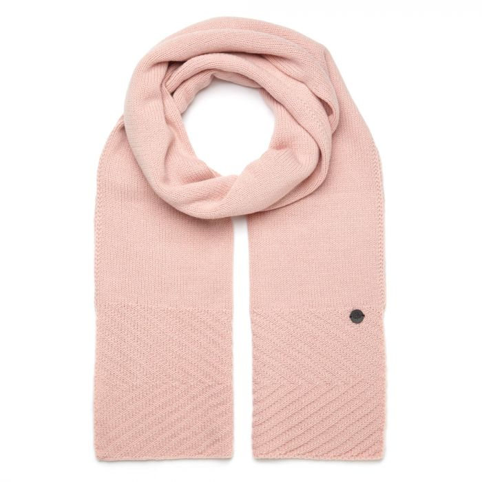 Maria Knit Scarf - Blossom Pink