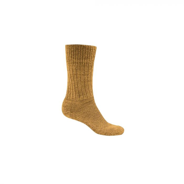 Womens Hiker Sock Dirty Olive Marl